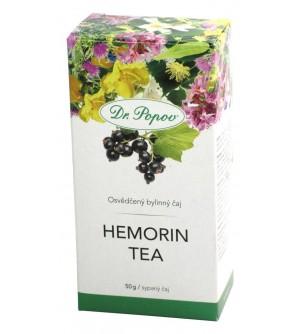 Dr. Popov čaj Hemorin 50 g