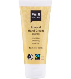 Krém na ruce pro citlivou pokožku s mandlovým olejem 100 ml FAIR SQUARED