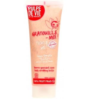 Tělové peelingové máslo TICKLE-ME 125 ml BIO PULPE DE VIE