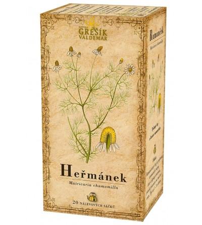 Grešík Heřmánek 20 x 1,5 g