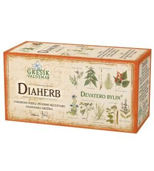 Grešík Diaherb 20 x 1,5 g