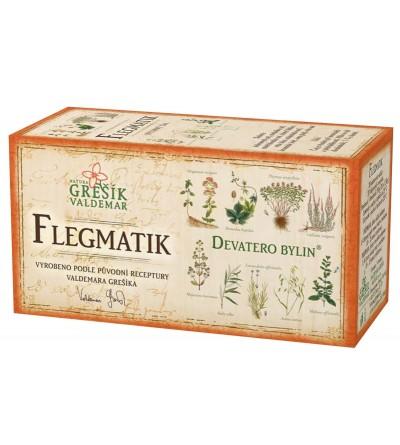 Bylinný čaj Grešík Flegmatik 20 x 1,5 g