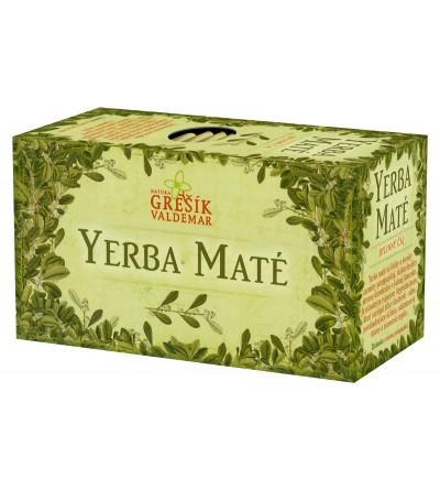 Grešík Yerba Mate 20 x 1,5 g