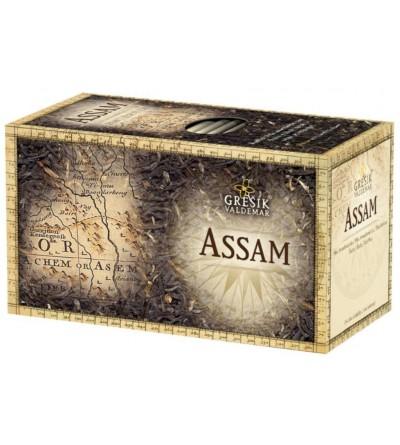 Grešík černý čaj Assam 20 x 2 g