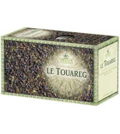 Zelený čaj Grešík Le Touareg 20 x 2 g