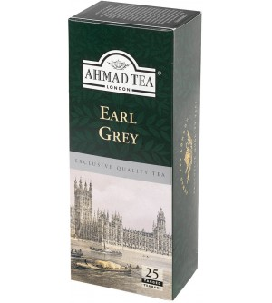 Grešík Earl Grey Ahmad tea 25 x 2 g