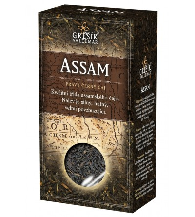 Grešík Sypaný čaj Assam 70 g