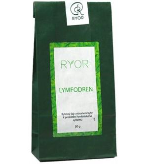 Dr. Popov Ryor čaj lymfodren 50 g