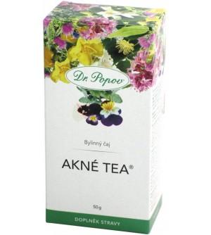 Dr. Popov čaj pleťový 50 g