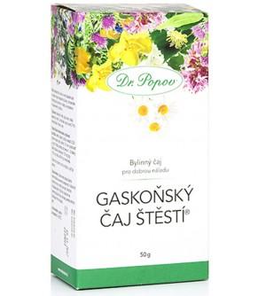 Dr. Popov Gaskoňský čaj štěstí® 50 g