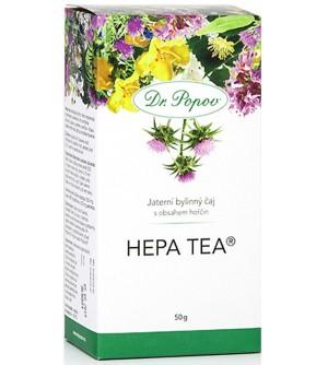 Dr. Popov čaj Hepa tea® 50 g