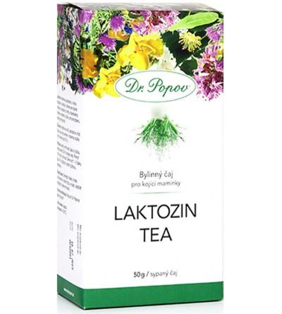 Dr. Popov čaj Laktozin 50 g