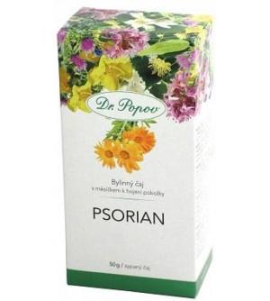 Dr. Popov čaj Psorian 50 g