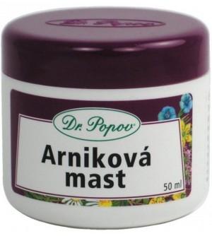 Dr. Popov Arniková mast 50 ml