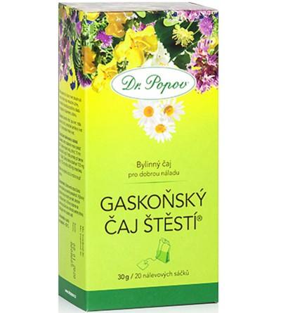 Dr. Popov Gaskoňský čaj štěstí® 30 g