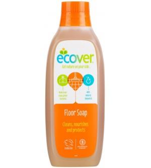ECOVER mýdlový čistící prostředek na podlahy 1 l