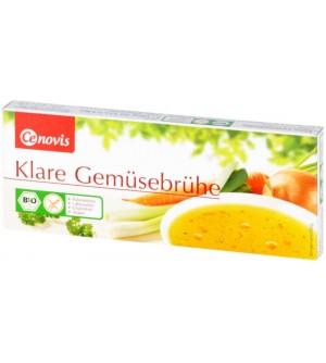 CENOVIS Bujon zeleninový kostky bezlepkový 126 g BIO