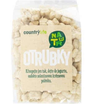 COUNTRY LIFE Otrubky 60 g