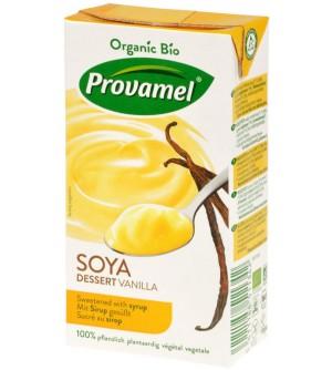 PROVAMEL Dezert sójový vanilkový 525 g BIO