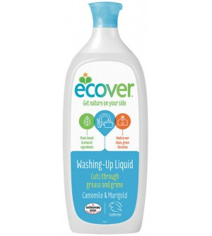 ECOVER gel nádobí s heřmánkem 1 l