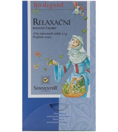 SONNENTOR Čaj Relaxační 18 g BIO