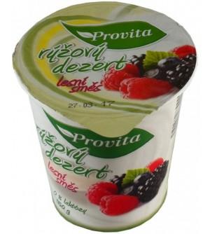PROVITA Dezert rýžový lesní plody 150 g