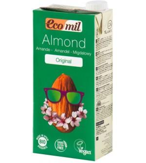 ECOMIL Nápoj ze sladkých mandlí 1 l BIO