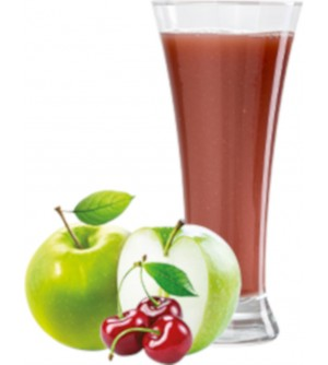 OVOCŇÁK mošt jablko - višeň 200 ml