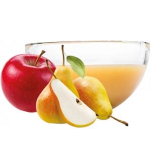 OVOCŇÁK pyré jablko - hruška 120 g