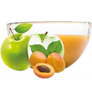 OVOCŇÁK pyré jablko - meruňka 120 g