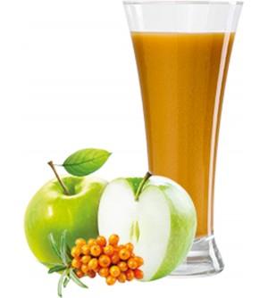 OVOCŇÁK mošt jablko - rakytník 250 ml