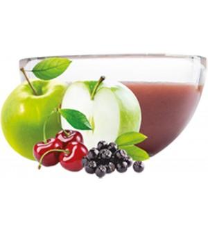 OVOCŇÁK pyré Jablko - višeň, arónie 200 g