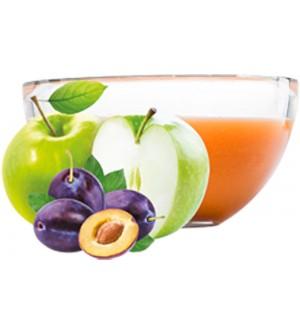 OVOCŇÁK pyré jablko - švestka 200 g