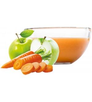 OVOCŇÁK pyré jablko - mrkev 120 g