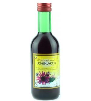 NATURAL JIHLAVA Bylinkový sirup echinacea Klášterní officína 250 ml