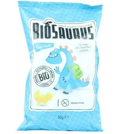 NATURAL JIHLAVA Biosaurus sůl 50 g