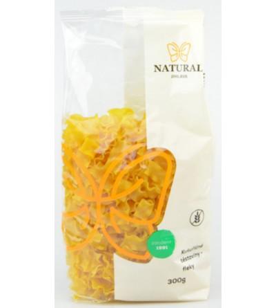 NATURAL JIHLAVA Kukuřičné těstoviny - fleky 300 g