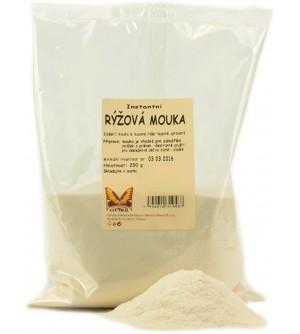 NATURAL JIHLAVA Rýžová mouka instatní 250 g