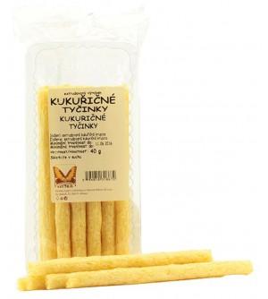 NATURAL JIHLAVA Kukuřičné tyčinky 40 g
