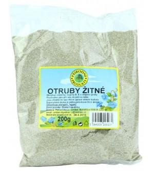 NATURAL JIHLAVA Otruby žitné 200 g