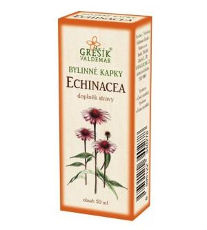 Grešík kapky Echinacea 50 ml