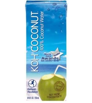 KOH COCONUT Koh coconut 100% kokosová voda 250 ml