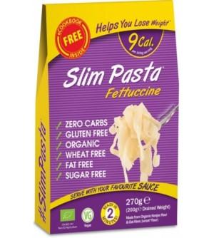 SLIM PASTA Bio slim pasta fettuccine 270 g