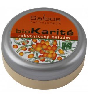 SALOOS Bio Karité balzám Rakytníkový 50 ml