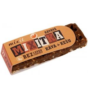 MIXIT Mixitka BEZ LEPKU - Káva + Kešu 50 g