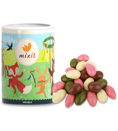 MIXIT Veli-koko-noční vajíčka - 4 druhy 400 g