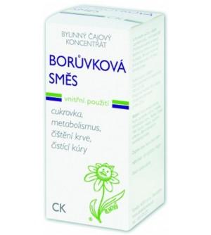 DĚDEK KOŘENÁŘ CK+ - Borůvková směs *Očistec* 100 ml