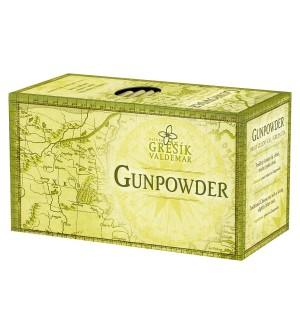 Grešík zelený čaj Gunpowder 20 x 2 g