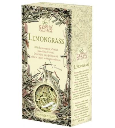 Grešík sypaný čaj Lemongrass 40 g