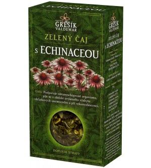 Grešík sypaný Zelený čaj s echinaceou 70 g